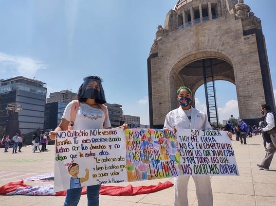 marcha manifestacion 8m dia de la mujer 33