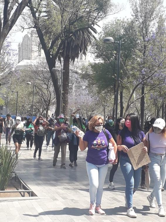 marcha manifestacion 8m dia de la mujer 32