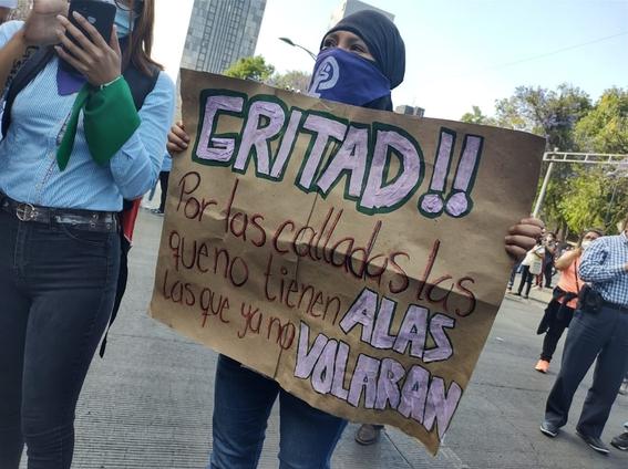 marcha manifestacion 8m dia de la mujer 26