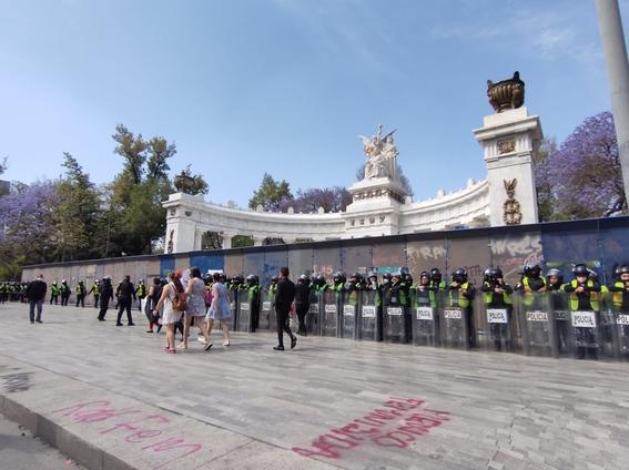 marcha manifestacion 8m dia de la mujer 20