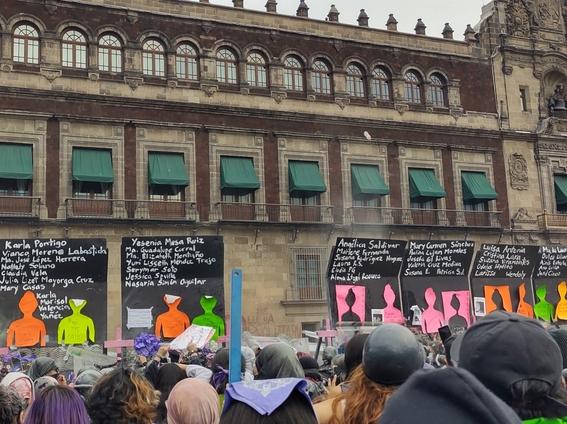 marcha manifestacion 8m dia de la mujer 11