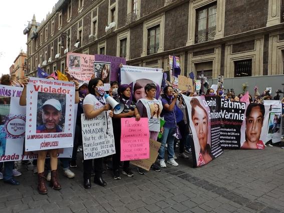 marcha manifestacion 8m dia de la mujer 5