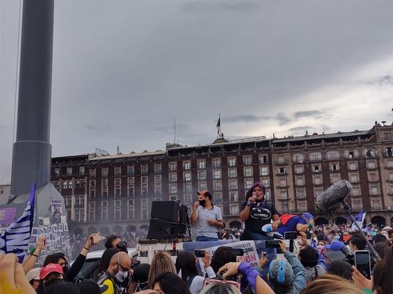 marcha manifestacion 8m dia de la mujer 4