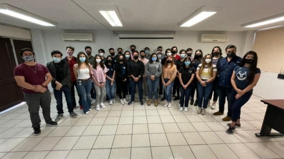 ¡mas alla de la tierra 63 estudiantes mexicanos son seleccionados para acudir a la nasa 1