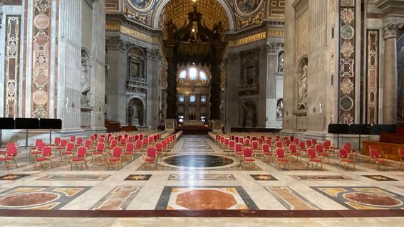 vaticano pide mayores donaciones fieles ante situacion economica 2