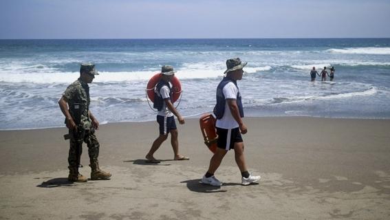 en chiapas cerraran playas y habra ley seca durante semana 1