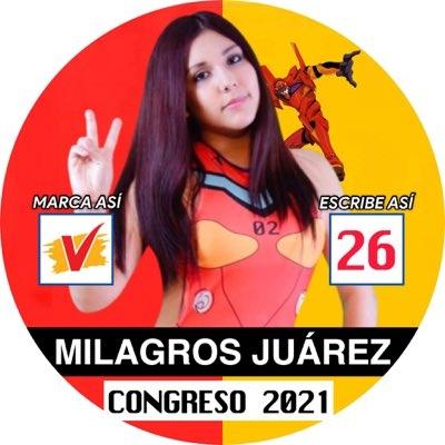 milagros juarez onlyfans candidata peru otaku 1