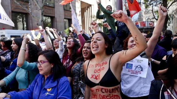 ordenan evaluar el aborto en caso de falla de anticonceptivos en chile 1