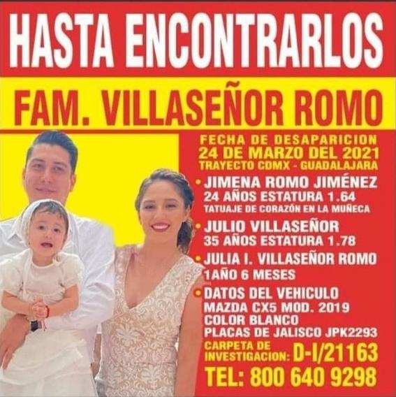 desaparicion familia villasenor romo jalisco 1