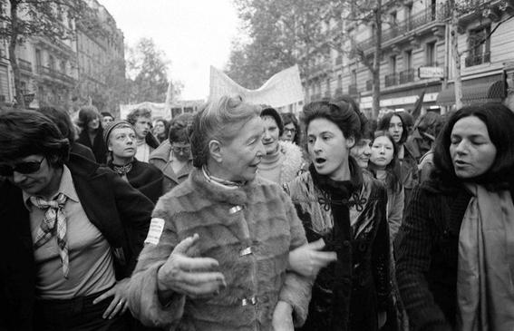 llaman zorras a mujeres que aceptaron publicamente haber abortado en francia 3