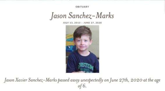 ashley drogo a su hijo de 6 anos para matarlo y cobrar un seguro de vida 1