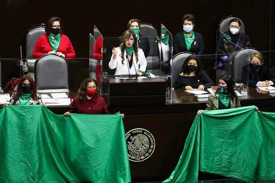 diputadas impulsan reforma para despenalizar el aborto en todo mexico 1