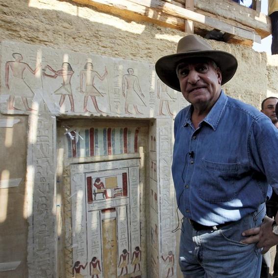 Encuentran en Egipto bajo la arena a la ciudad perdida de Luxor ¡tiene 3 mil años de antigüedad! - mundo