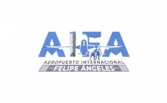 ¿cuanto costo el logo del aeropuerto internacional felipe angeles 2