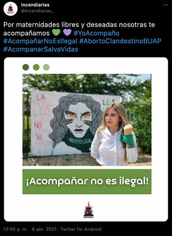 grupo provida quiere que se encarcele a estudiante por promover el aborto en puebla 2