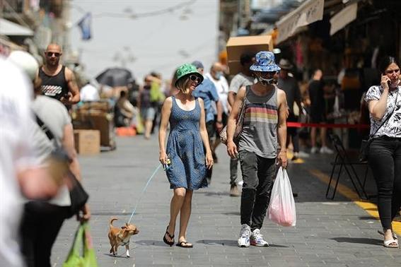 en israel aprueban salir a la calle sin cubrebocas a partir de hoy 1