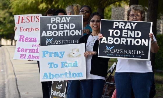 texas permitiria que violadores denuncien a su victima si decide abortar 1