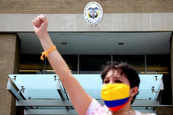 colombia desaparecidos manifestaciones paro nacional 1
