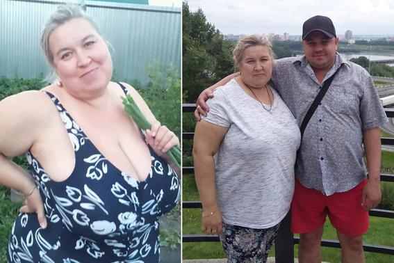 mujer mas 100 kilos mata esposo sentandose en su cara 1