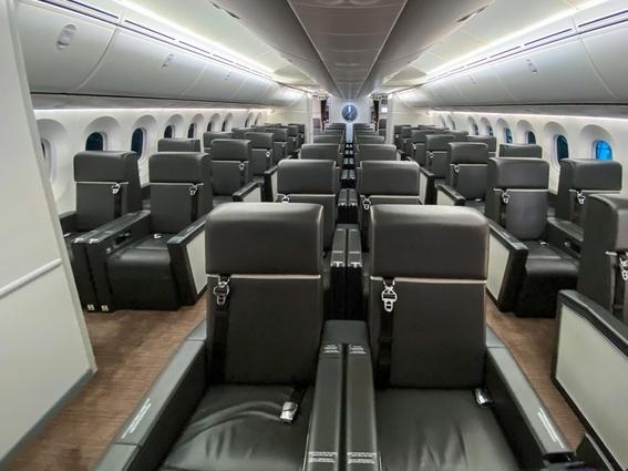 avion presidencial juegos olimpicos 2