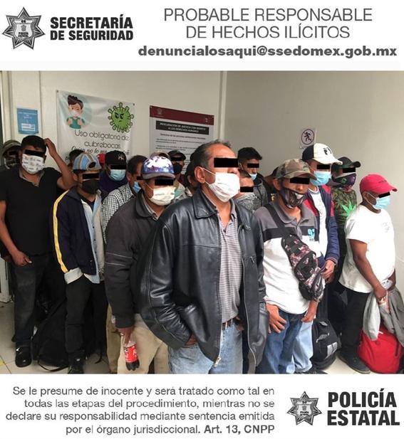 grupo choque edomex naucalpan detenidos 1