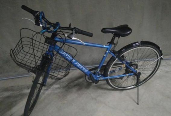 viral japones deja bici ponchada cuando regresa estaba arreglada 1