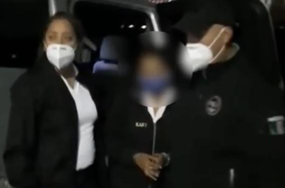 detienen mujer acusada de asesinar hijo dar solvente otro edomex 2