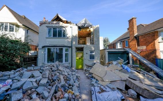 casa albaniles destrozos 1