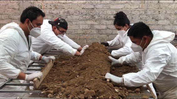 fotos encuentran restos oseos 17 personas casa feminicida serial atizapan 1