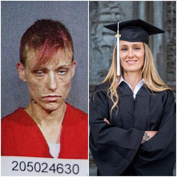 mujer adicta drogas universidad 1