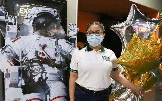astrid angely estudiante mexicana gana proyecto para la nasa 1