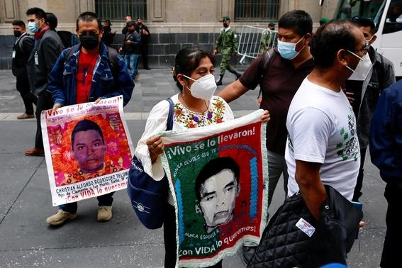normalista de ayotzinapa 1