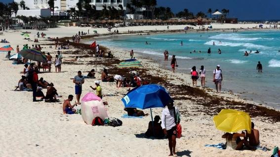 sargazo amenaza playas turismo quintana roo 2