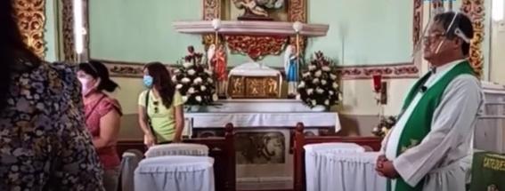 balacera misa sacerdote iguala fieles iglesia sermon 2