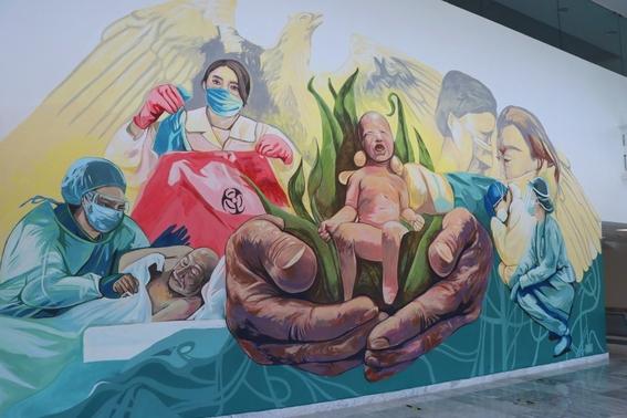 homenaje medicos metro la raza 1