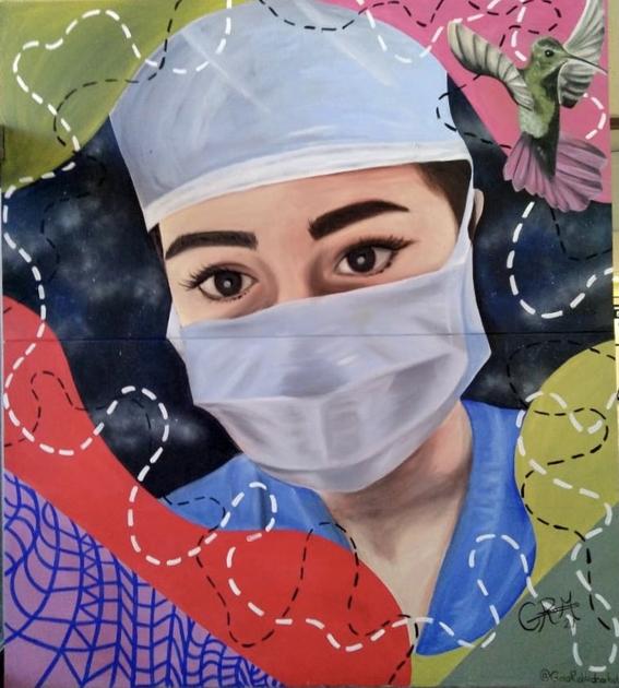 homenaje medicos metro la raza 5