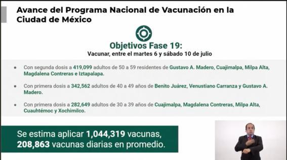 ¿en que alcaldias inicia vacunacion de 30 a 39 cdmx 1