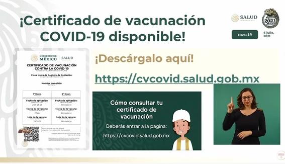 certificado vacunacion vacuna comprobante covid19 2