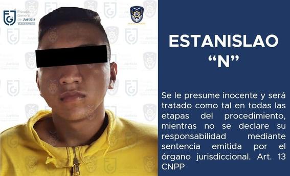 detienen acusado torturar y asesinar a ivonne mujer trans iztapalapa 2