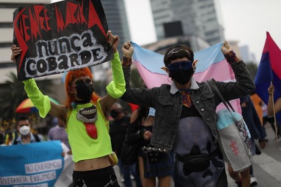 mujeres trans asesinadas mexico 1