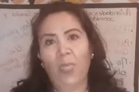 video maestra critica padres por falta apoyo hijos en clases 1