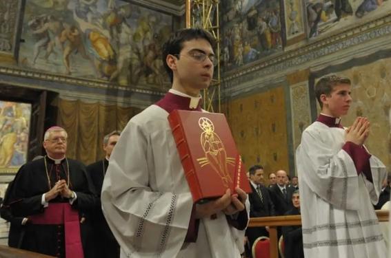 abuso sexual vaticano sacerdote gabriele martinelli preseminario seminario 3