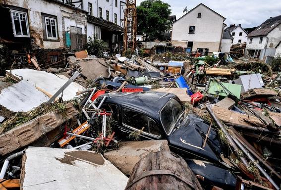 inundaciones en alemania 2