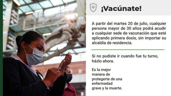 mayores de 30 vacunacion 2