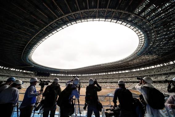 tokio inauguracion juegos olimpicos covid19 television transmision 1