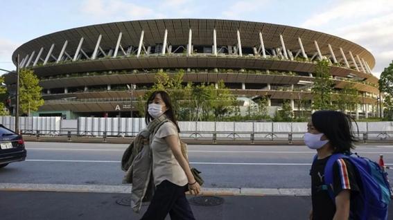 tokio inauguracion juegos olimpicos covid19 television transmision 3