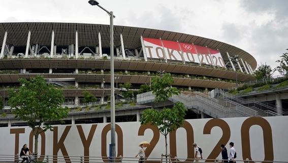 tokio inauguracion juegos olimpicos covid19 television transmision 2