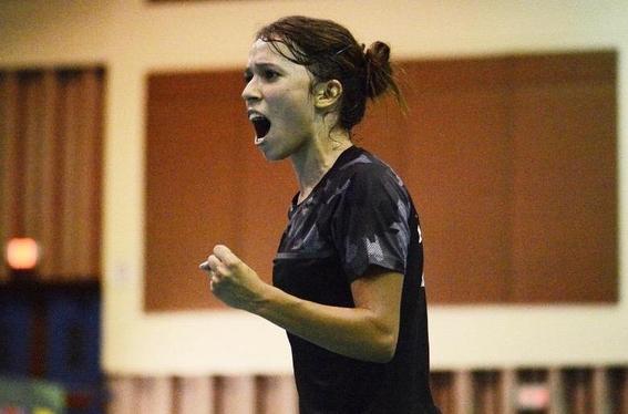 ¿quien es haramara gaitan la jugadora de badminton que representa a mexico en tokio 2