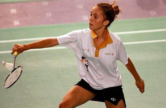 ¿quien es haramara gaitan la jugadora de badminton que representa a mexico en tokio 1