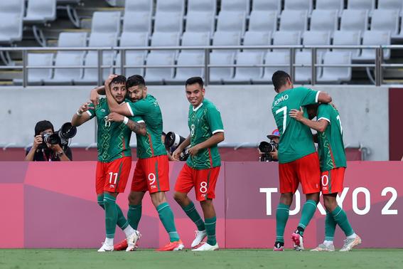 mexico francia goles juegos olimpicos seleccion 1